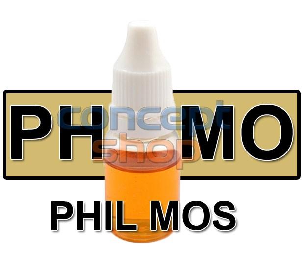 PHIL MOS - liquid pg, 10ml, 24mg NIKOTINU, e-liquid Dekang vysoké kvality - SKLADEM
