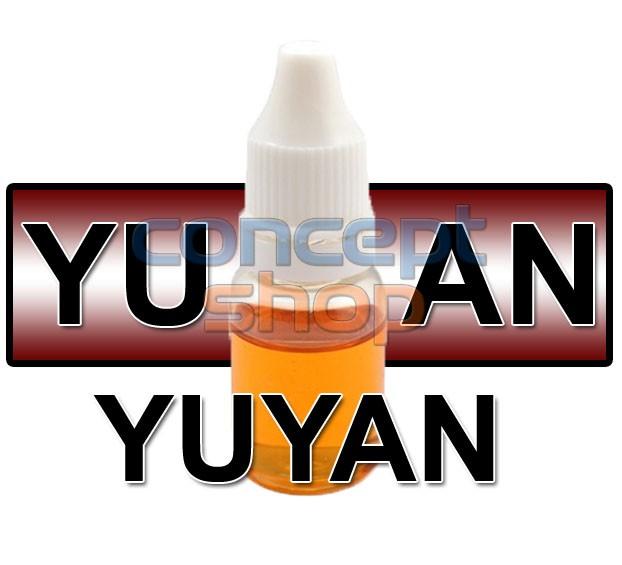 YUYAN - liquid pg, 10ml, 11mg NIKOTINU, e-liquid Dekang vysoké kvality - SKLADEM