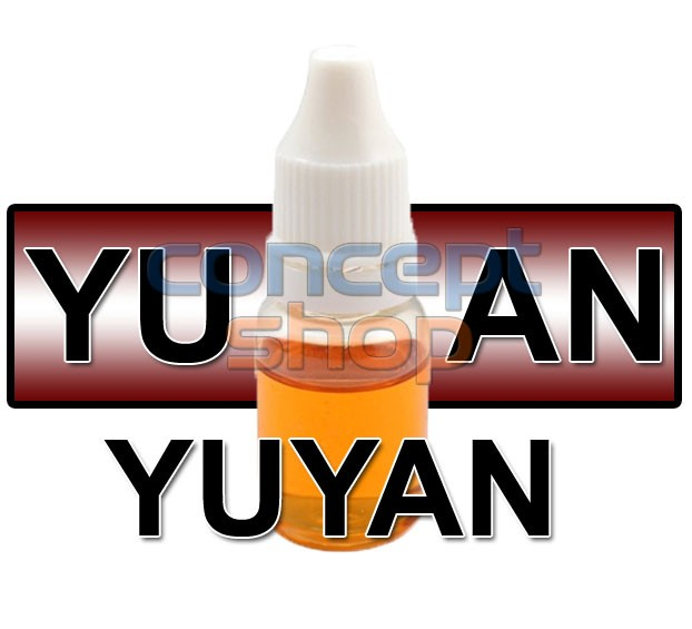 YUYAN - liquid pg, 50ml, 0mg NIKOTINU, e-liquid Dekang vysoké kvality - SKLADEM