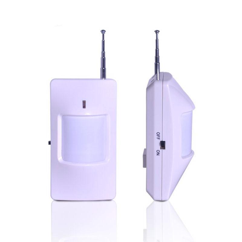 BEZDRÁTOVÝ PIR POHYBOVÝ SENZOR 315MHz (ČIDLO POHYBU) PRO GSM ALARM + AKCE DOPRAVA ZDARMA - SKLADEM