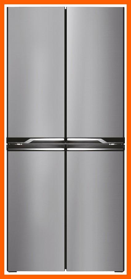 CONCEPT LA8080SS - Česká Amerika, Volně stojící kombinovaná chladnička s mrazničkou + MOŽNOST DOPRAVY ZDARMA